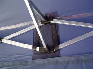 Faltpavillon wasserdichtes Dach